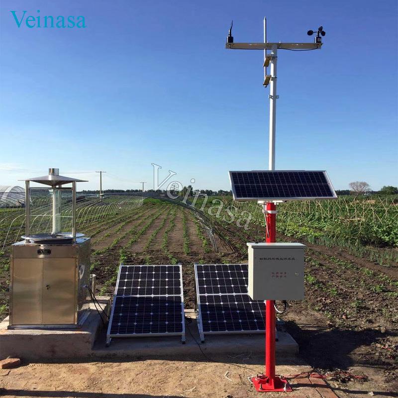AAWS609农业气象站