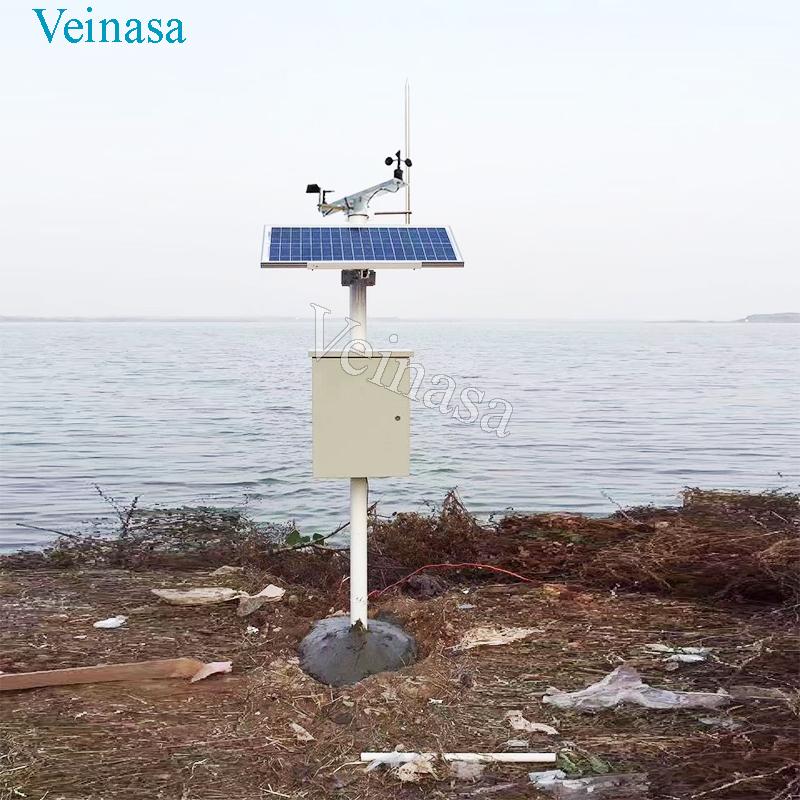EEAWS110水质水文气象站
